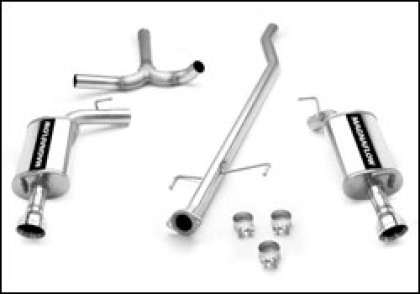 Part Number:   mag16609 Description:     Sys CB 05- Mazdaspeed6 2.3L Turbo Main Piping Diameter:  2.5   Mazda 2006-07 Speed 6