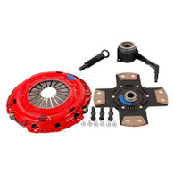 Part Number:     sbcKMZDSP-SS-X Description:       Stage 4 Clutch Kit; EXTREME Series; Kit Includes Flywheel Torque Rating:  655ft/lbs  Mazda 2007-13 Speed 3 Mazda 2006-07 Speed 6