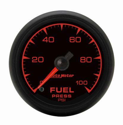 Autometer 100psi Fuel Pressure Gauge