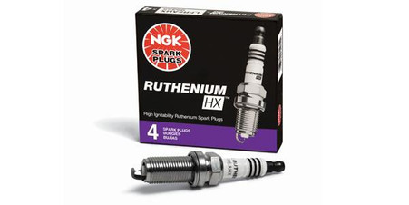 NGK Ruthenium HX™ Spark Plugs