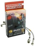 G-Stop Brake Line Kit; 4 Line Kit For Ford Fiesta St