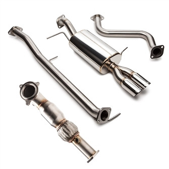 Ford Fiesta ST Turbo-Back Exhaust