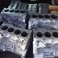 SP63 Stage 1 Built Short Block For Mazda MZR-DISI Rated 500hp