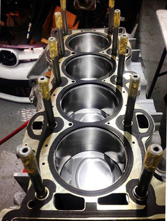 SP63 Stage 3 Built Short Block For Mazda MZR-DISI  Rated 1000hp