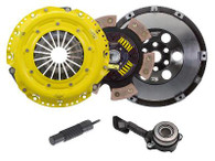 ACT HD Clutch Kit  6 Puck Sprung Disc (G6); Includes Single Mass Flywheel