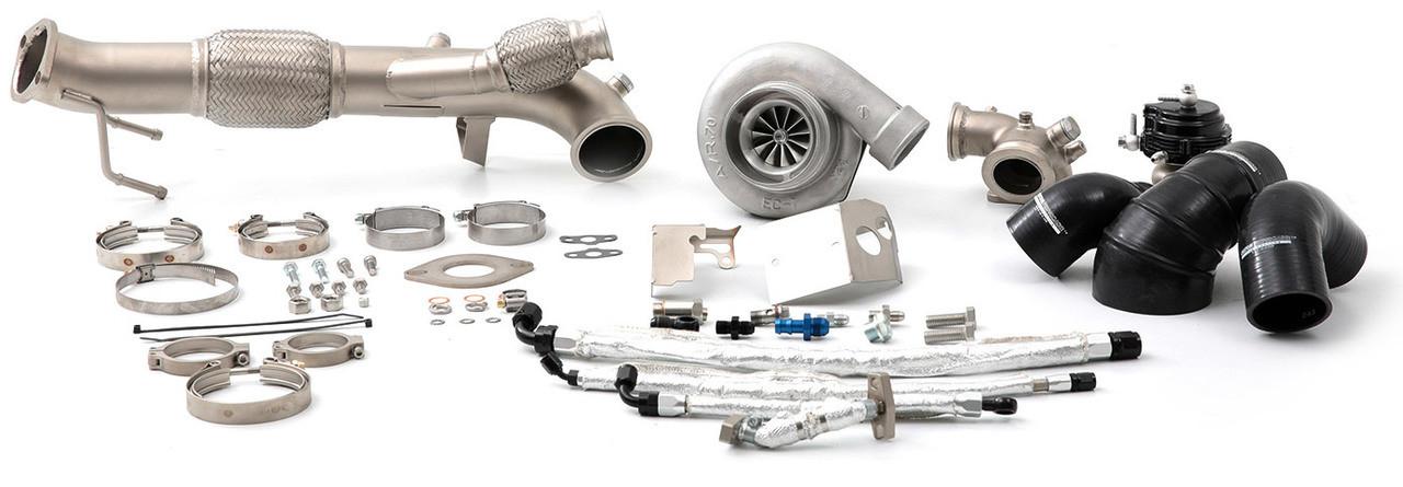 Ford Focus ST Atmosphere™ Turbo Kit