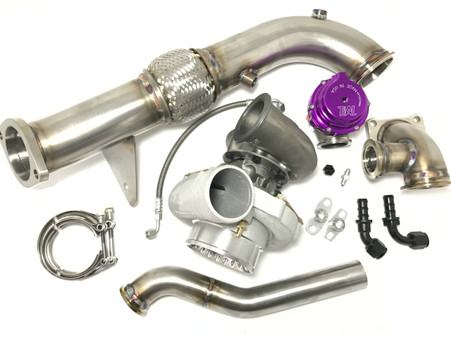 PTE 5558 Turbo Kit for Ford Focus ST Ecoboost