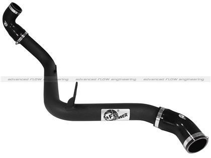 """Bladerunner 2.5"""" Intercooler Hot Side Tubes Ford EcoBoost 2.0L"""