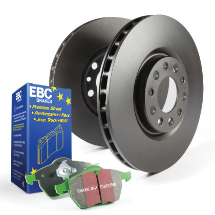 Stage 11 Kits Greenstuff 2000 and RK Rotors  Ford EcoBoost