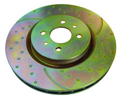 GD Sport Rear Rotors