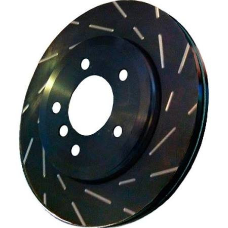 USR Slotted Rear Rotors