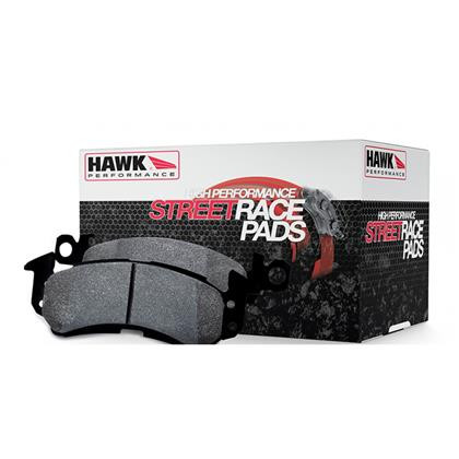 Part Number:  Hawk HB712R.680; Description:   Street Race Brake Pads; Thickness:  0.680mm