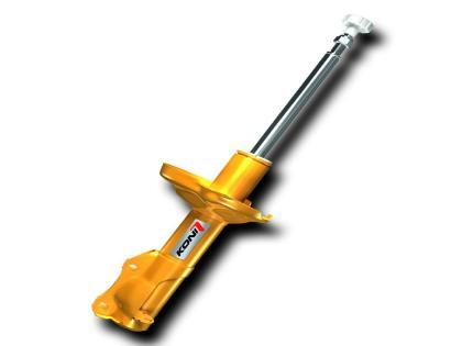 Part Number:  KON 8741 1557LSport; Description: Sport 'Yellow' Shocks; Adjustment: External Adjust via Knob; Position: Left Front