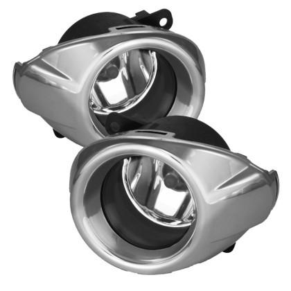 Part Number spy5076328 Description: Spyder Ford Focus 2011-2014 OEM Fog Lights W/Switch Clear FL-FF2012-C
