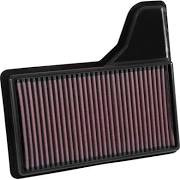 Part Number: air850-344 Description: Airaid 2015-2016 Ford Mustang V8-5.0L F/I Direct Replacement Oiled Filter:  Air Filter Shape: Panel:  Filter Material: Cotton Gauze Filter Re-Oiling Amount: 1.32 oz (39 ml) Height: 2.281 in (58 mm) Outside Length: 11.344 in (288 mm) Outside Width: 10.375 in (264 mm) Package Contents: 1 Air Filter Package Quantity: 1 Product Style: AIRAID Panel Filter Title: AIRAID AIR-850-344 Replacement Air Filter Weight: 2.1 lb (1 kg)