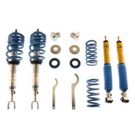Part Number: bil48-253901 Description: B16 PSS10 Complete Kit Finish: Dampers: Zinc Front Yellow Rear/Springs: Blue Internal Design: Monotube Series: B16 (PSS10) Title: Bilstein Shock Absorbers Position: Front/Rear