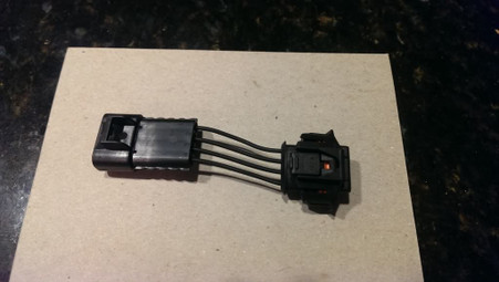 SPEED PERF6RMANC3 Plug & Play MAP Sensor Harness For Mazda MZR-DISI