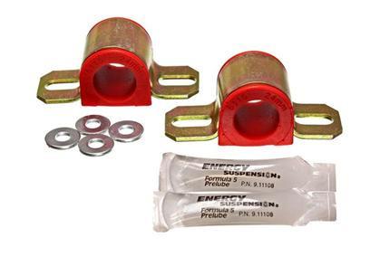 Part Number: es4.5200G Description: Sway Bar Bushing Set Color: Black Position: Front Bar Diameter: 33.3mm