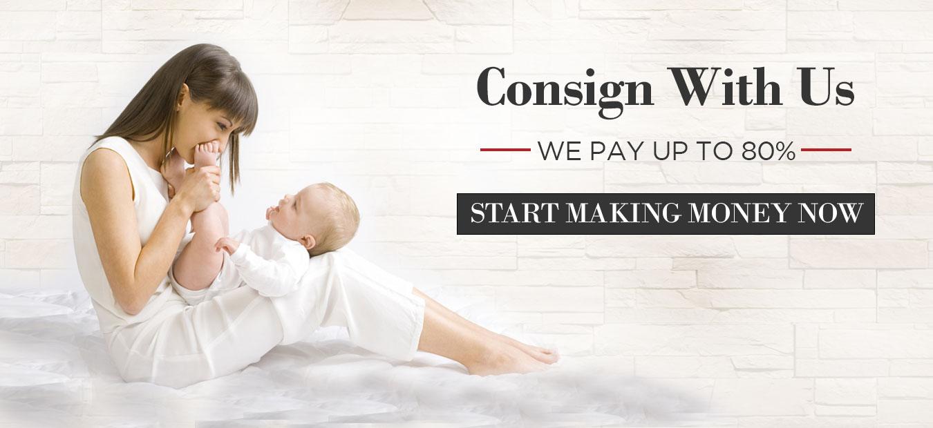 Motherhood Closet Maternity Consignment Used Like New