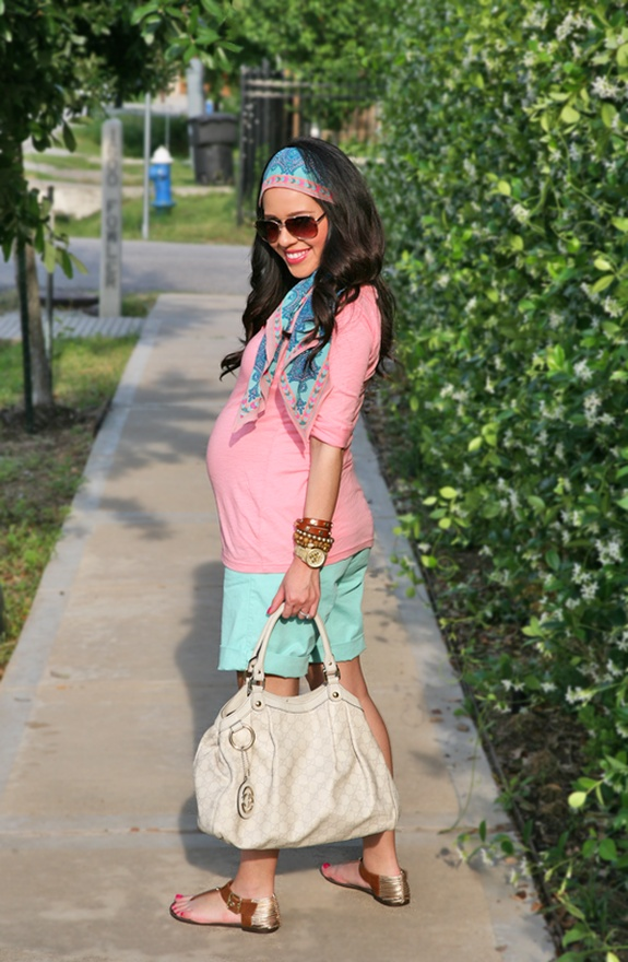 Stylish Spring Maternity Outfits To Inspire Your Pregnancy ...