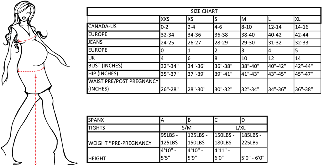 Pregnancy Belly Measurements Chart Solidique27