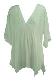 White Rachel Zoe for A Pea in the Pod Collection Maternity Textured Career Dress (Like New - Size Large)