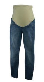 Blue A Pea in the Pod Maternity Skinny Maternity Jeans (Like New - Size X-Small)