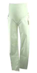 *New* White AG Adriano Goldschmied Maternity for A Pea in the Pod Collection Maternity Skinny Jeans (Size 31 R)