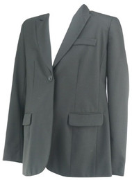 Black A Pea in the Pod Maternity Career Maternity Blazer (Like New - Size Medium)