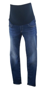 Denim Blue AG Adriano Goldschmied for A Pea in the Pod Maternity Skinny Maternity Jeans (Like New - Size 29 R)