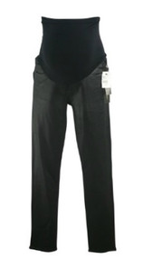 *NEW* Black Citizens for Humanity for A Pea in the Pod Collection Maternity Faux Leather Skinny Maternity Pants