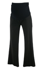 Black A Pea in the Pod Maternity Casual Maternity Pants (Like New - Size X-Small)