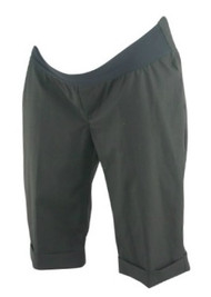 *New* Black GAP Maternity Formal Ultimate Panel Maternity Shorts (Size 4)