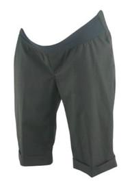 *New* Black GAP Maternity Formal Ultimate Panel Maternity Shorts (Size 4)