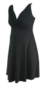 *New* Black A Pea in the Pod Maternity Sleeveless Special Occasion Maternity Dress (Size Medium)