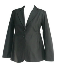 *New* Black Motherhood Maternity Special Edition Button Down Career Maternity Blazer (Size Medium)
