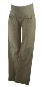 Beige 7 For All Mankind for A Pea in the Pod Maternity Boot Cut Maternity Pants (Gently Used - Size 32)