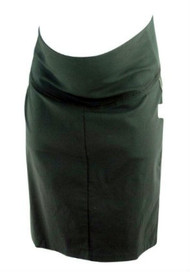 *New* Black A Pea in the Pod Maternity Career Pencil Skirt (Size X-Small)