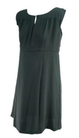 *New* Black A Pea in the Pod Maternity Sleeveless Career Maternity Dress (Size Large)