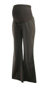 Brown A Pea in the Pod Maternity Casual Career Maternity Pants (Gently Used - Size Small)