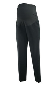 Black Loft Maternity Full Panel Maternity Career Maternity Pants (Gently Used - Size 6M)