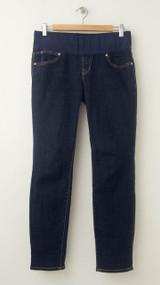 Dark Blue GAP 1969 Maternity Always Skinny Maternity Jeans (Like New - Size 29/8a)