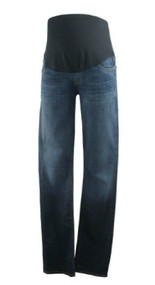 Dark Wash Citizens of Humanity Maternity Straight Leg Maternity Jeans (Gently Used - Size 30)