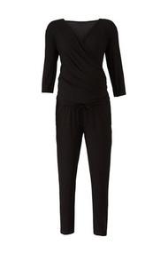 Black Isabella Oliver Maternity  Jumpsuit (Like New - Size 5)