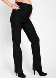 *New* Black Noppies Maternity Bengalin Seidel Bootleg Trousers