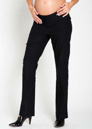 *New* Black Noppies Maternity Bengalin Hipster Trousers