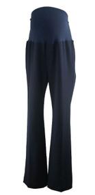Navy GAP Maternity Full Panel Career Maternity Pants (Like New - Size 14)