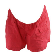 Lot of 2 A Pea in the Pod Maternity & Motherhood Maternity Shorts (Gently Used - Size Large)