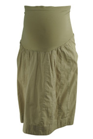 Denim and Khaki Motherhood Maternity and American Star Lot of 2 Casual Maternity Skirts (Gently Used - Size Small)