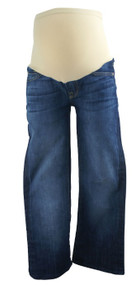 Denim 7 for All Mankind for A Pea in the Pod Collection Straight Leg Maternity Jeans (Like New - Size 28)